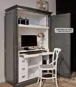 Schreibtisch Im Schrank Verstecken : pc schrank laptop ~ Markanthonyermac.com Haus und Dekorationen