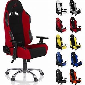 Merax Gaming Stuhl : racemaster racing b rostuhl rs series gaming stuhl verschiedene farben stoff oder ~ Buech-reservation.com Haus und Dekorationen