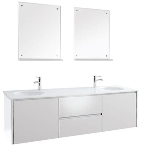 19 inch width bathroom vanity fellino 72 quot wall mounted bathroom vanity set