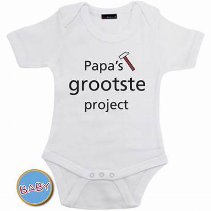 Romper Grootste Project Papa Omschrijving