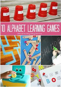 10 alphabet learning games for kids easy peasy and fun for Letter games for kids