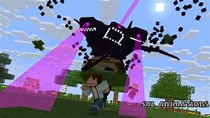 Minecraft Wither Storm Wallpapers - Wallpaper Cave