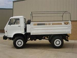 MAN 8.136 FAE 4x4 Drop side cargo truck ex military for ...
