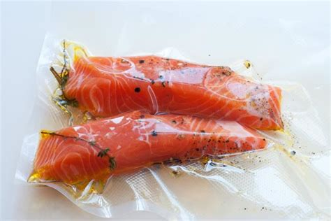 recette cuisine sous vide fish and shellfish sous vide cuisine