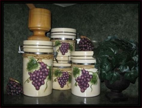 50 Ways To Create A Grape Theme Kitchen  Gorgeous