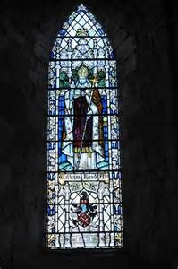 Stained Glass Window Of William Laud  U00a9 Philip Halling Cc
