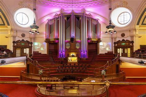 central hall westminster upgrades  cloud based venue