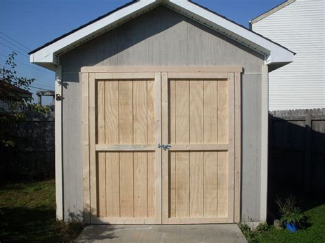 shed door wood shed doors free how to and article at wwmm shop a