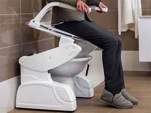 Sollevatore Elettrico Wc Per Anziani E Disabili