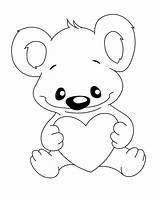Koala Coloring Pages Print Cartoon sketch template