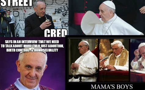 Pope Francis Memes - 13 great pope francis memes sure to make your day churchpop