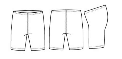 shorts template photo gallery of custom designed products