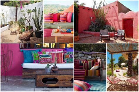canapé togo cabane indigo inspirez vous de vos voyages pour vous aménager un joli salon ethnique chic en