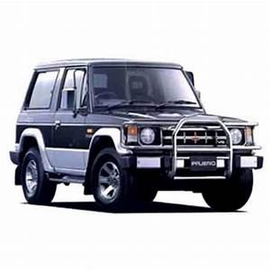 Mitsubishi Pajero  1982-1990    Repair