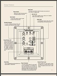 Rockford Fosgate Wiring Diagram