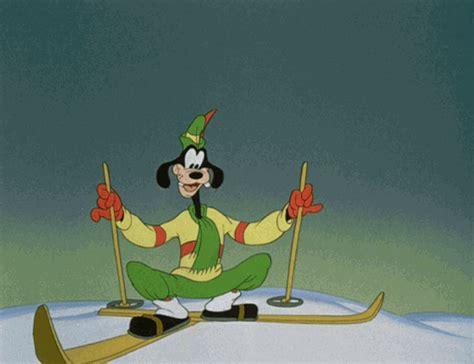 Goofy Short Snow Gif By Disney