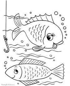 fish coloring pages coloring