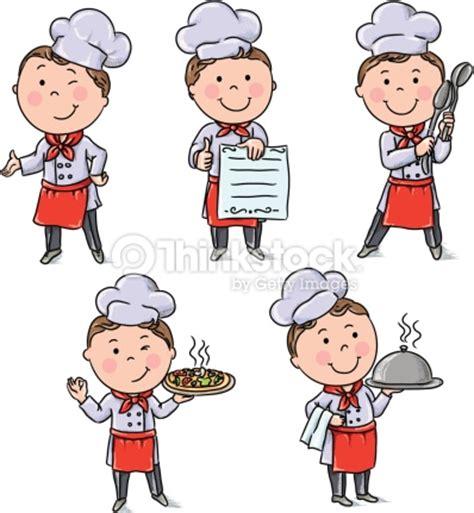 clipart cuisine gratuit les chefs enfants clipart vectoriel thinkstock