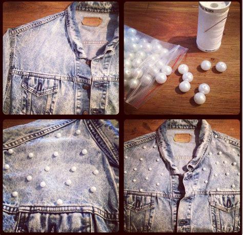 diy trendy denim jacket ideas