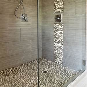 Duschtrennwand Bodengleiche Dusche : walk in dusche panther glas ~ Michelbontemps.com Haus und Dekorationen