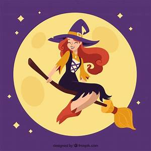 Witches Vectors, Photos and PSD files Free Download