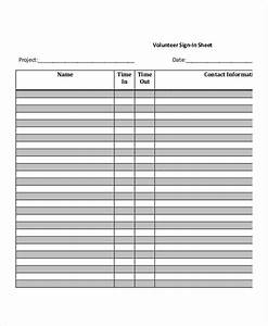 project sign template free 28 images customer sign With customer sign in sheet template