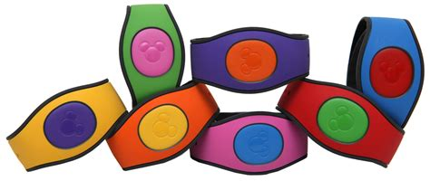 disney bands colors disney world rolling out magicband 2 gear orlando sentinel