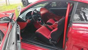 4th Gen Red 1996 Ford Mustang Gt 4 6 V8 5spd Manual For