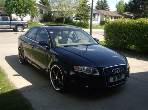 2006 Audi A4 by 2006 Audi A4 Information And Photos Momentcar