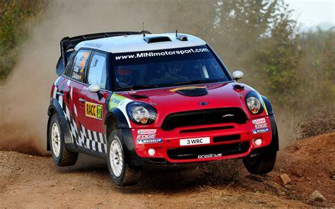 2011 Mini John Cooper Works Countryman Wrc