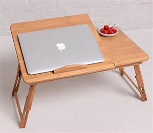 1pc Hot Sale High Quality Folding Laptop Table 50 30cm