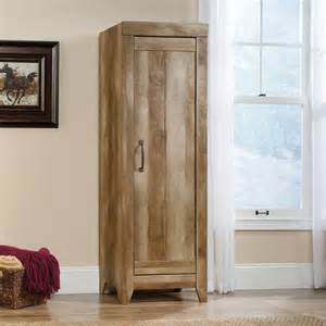 sauder adept storage collection narrow storage cabinet at