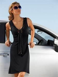 robe noire ete comment vous mettre en valeur en un clin With robe d été noire