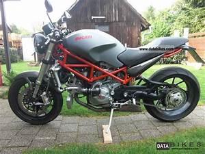 2007 Ducati Monster S4r S4rs