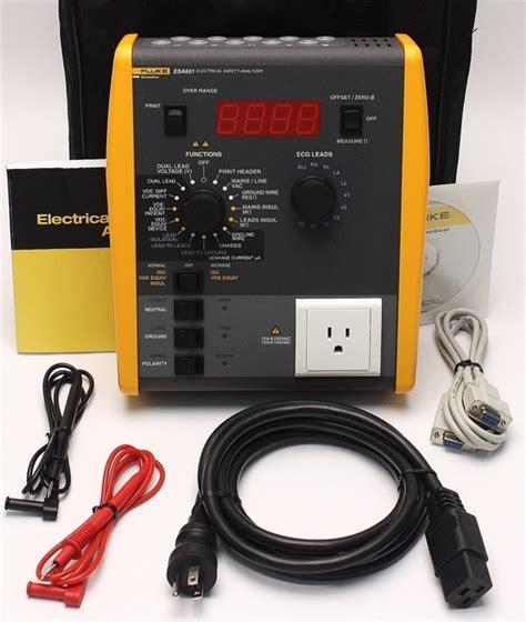 Electrical Safety Analyzer Biomedical