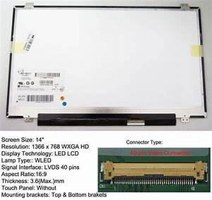 Led Lcd Screen For Acer Aspire  End 4  9  2018 9 15 Pm