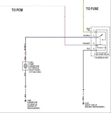 Isuzu Rodeo Question Need Fuel Pump Wiring Diagra
