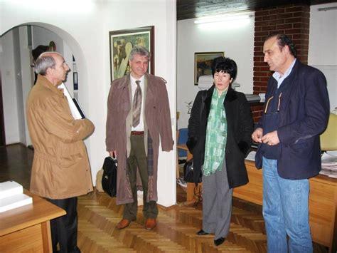 Chambre Nationale Huissier - visite à skopje l accueil chaleureux de futurs membres