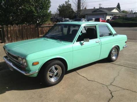 Datsun 510 For Sale In California by 1971 Datsun 510 Two Door Sedan For Sale By Owner In