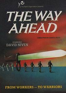 The Way Ahead Movie Posters From Movie Poster Shop