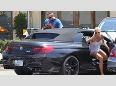 Heidi Klum and a BMW M6 Convertible autoevolution