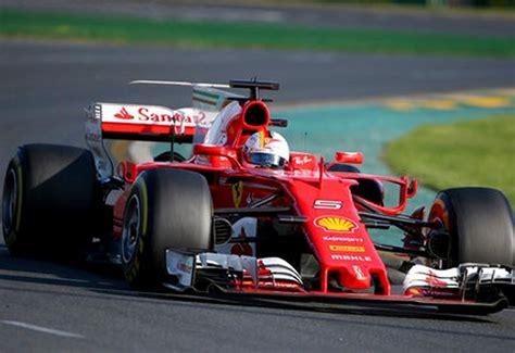 race ferrari wins  australian gp wheels