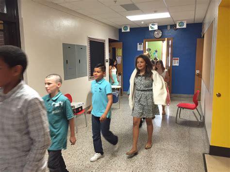 grade clap   graduation stowe elementary school