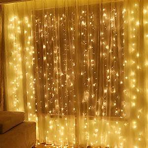 Hang Christmas Lights Up Or Down Twinkle Star 600 Led Window Curtain String Light For