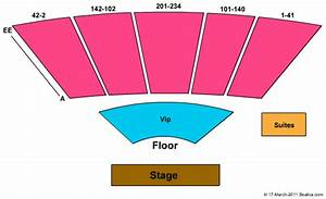 Square Garden Concert Seating Chart View Route 66 Casino Seating Chart