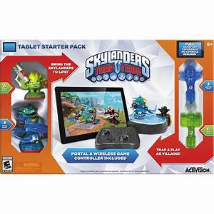 Activision Skylanders Trap Team Tablet Starter Pack 87131 B&H