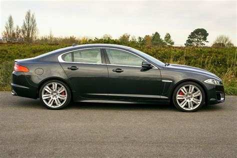 Used 2013 Jaguar Xf 5.0 V8 Supercharged (510ps) Xfr For
