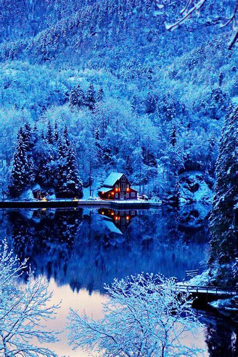 winter evening wallpaper winter wallpaper
