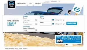 Interrent Location Voiture : location de voitures europcar lance une nouvelle marque low cost interrent ~ Medecine-chirurgie-esthetiques.com Avis de Voitures