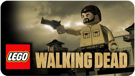Lego The Walking Dead Gameplay